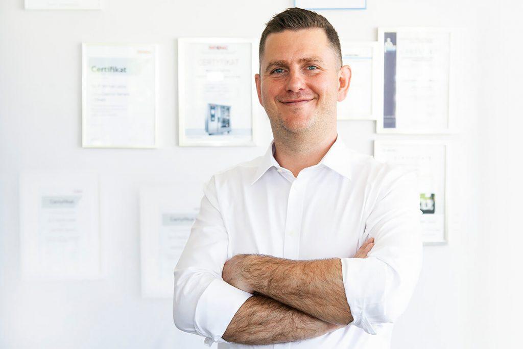 Grzegorz Drużba - właściciel firmy